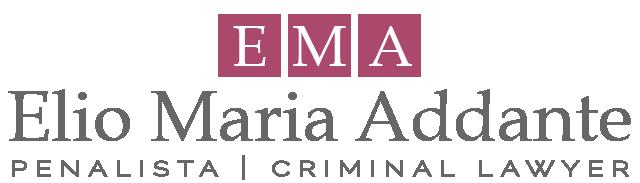 Avvocato Penalista Bari Elio Maria Addante